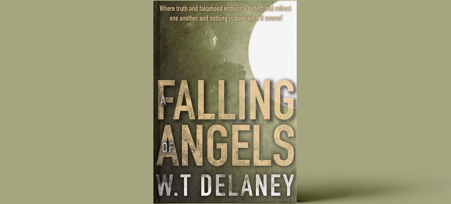 A Falling Of Angels Book